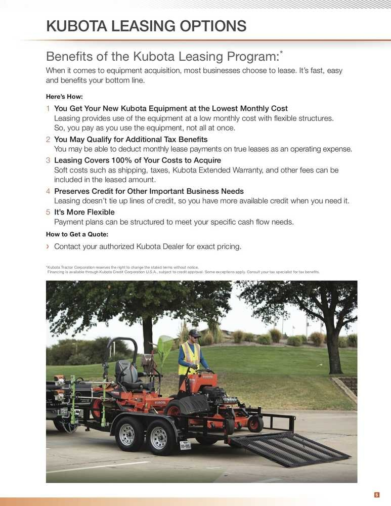 5-2020_Kubota Fleet_Programs Guide_Final