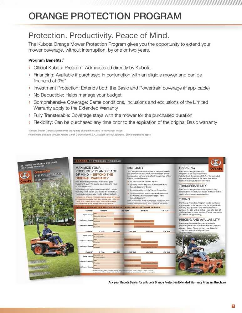7-2020_Kubota Fleet_Programs Guide_Final