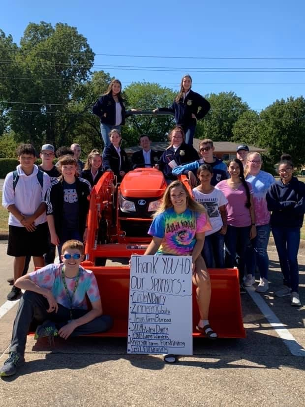 Denton ISD Agriculture Awareness Day