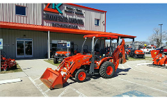 2017 Kubota B26 TLB Version
