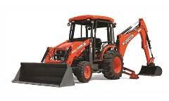 2017 Kubota M62 TLB Version